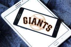 旧金山巨人棒球队商标 免版税图库摄影