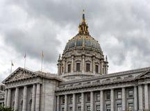 旧金山市政厅 库存图片