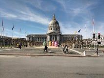 旧金山市政厅 库存照片