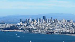 旧金山市 免版税库存图片