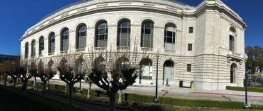 旧金山战争纪念建筑,修造的退伍军人, Herbst剧院, 1 免版税图库摄影