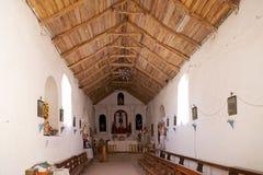 旧金山教会,基乌基乌,智利 库存照片