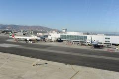 旧金山机场 库存照片