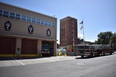 旧金山消防队驻地7和培训中心, 3 免版税库存照片