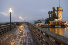 旧金山码头39 库存图片