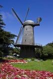 旧金山荷兰人风车 免版税库存照片