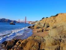 旧金山视图 库存照片