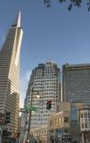 旧金山都市看法  免版税库存照片