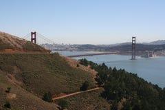 旧金山金门大桥加利福尼亚 库存图片