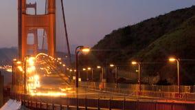旧金山金门桥 影视素材