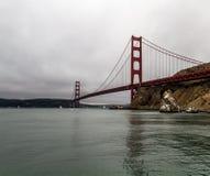 旧金山金门桥 免版税图库摄影