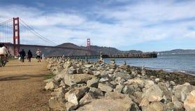 旧金山金门海峡-乔治Alcu 库存图片