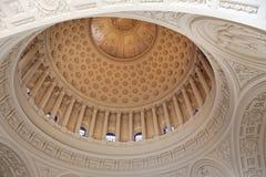 旧金山香港大会堂圆顶  库存图片