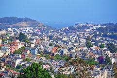 旧金山,加利福尼亚,美利坚合众国,美国 图库摄影