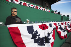 旧金山,加利福尼亚,美国, 2014年10月16日, AT&T停放,棒球场, SF巨人对圣路易斯主教,全国Leag 库存照片