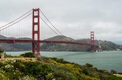 旧金山-金门大桥 图库摄影