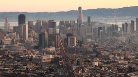 旧金山4K日出timelapse  股票录像