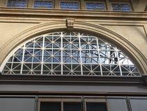 旧金山` s轮渡大厦` s顶层` s窗口, 2 库存照片