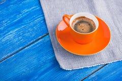 早晨咖啡杯 图库摄影