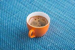 早晨咖啡杯 免版税图库摄影