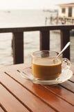 早晨咖啡 图库摄影