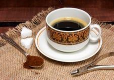 早晨咖啡 免版税库存图片