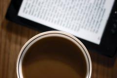 早晨咖啡III 免版税库存照片