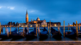 早晨在威尼斯 库存照片