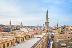 早晨在开罗,埃及 库存图片