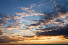 早晨天窗阳光 库存照片
