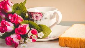 早晨对您喜爱的咖啡是完善的, 免版税库存照片