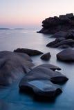 早晨撒丁岛 库存照片