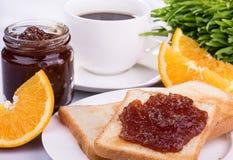 早晨早餐 免版税图库摄影