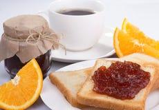 早晨早餐 库存照片