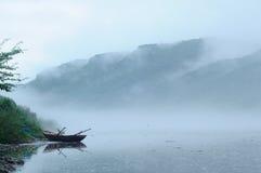 早晨薄雾 图库摄影