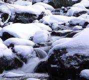 早期的冰 库存图片