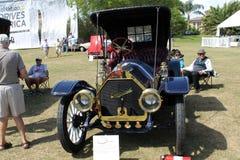 早期的美国汽车 免版税库存图片