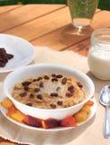 早餐乐趣 免版税库存图片
