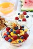 早餐健康快餐 图库摄影