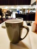 早餐咖啡 免版税图库摄影