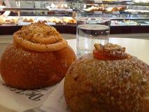 早餐在波纳佩 免版税库存照片