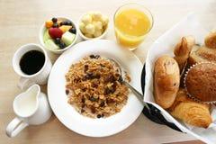 早餐次幂 免版税库存图片