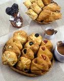 早餐欧洲 库存照片