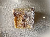 早餐法式多士 免版税库存照片