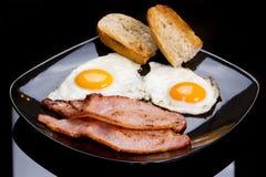 早餐爱尔兰语 免版税库存图片