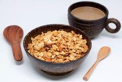 早餐谷物 免版税图库摄影