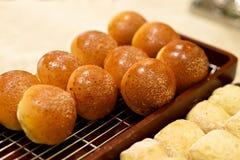 早餐面包店 免版税库存照片