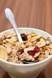 早餐食品 库存图片