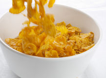 早餐食品 免版税库存图片