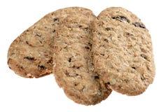 早餐饼干 免版税库存图片